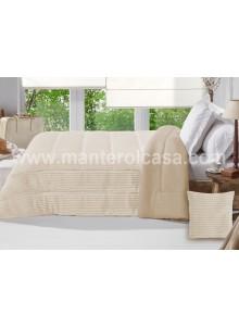 Comforter Lines Beige