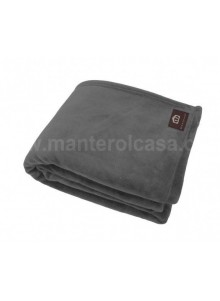 Manta Nut Color Gris