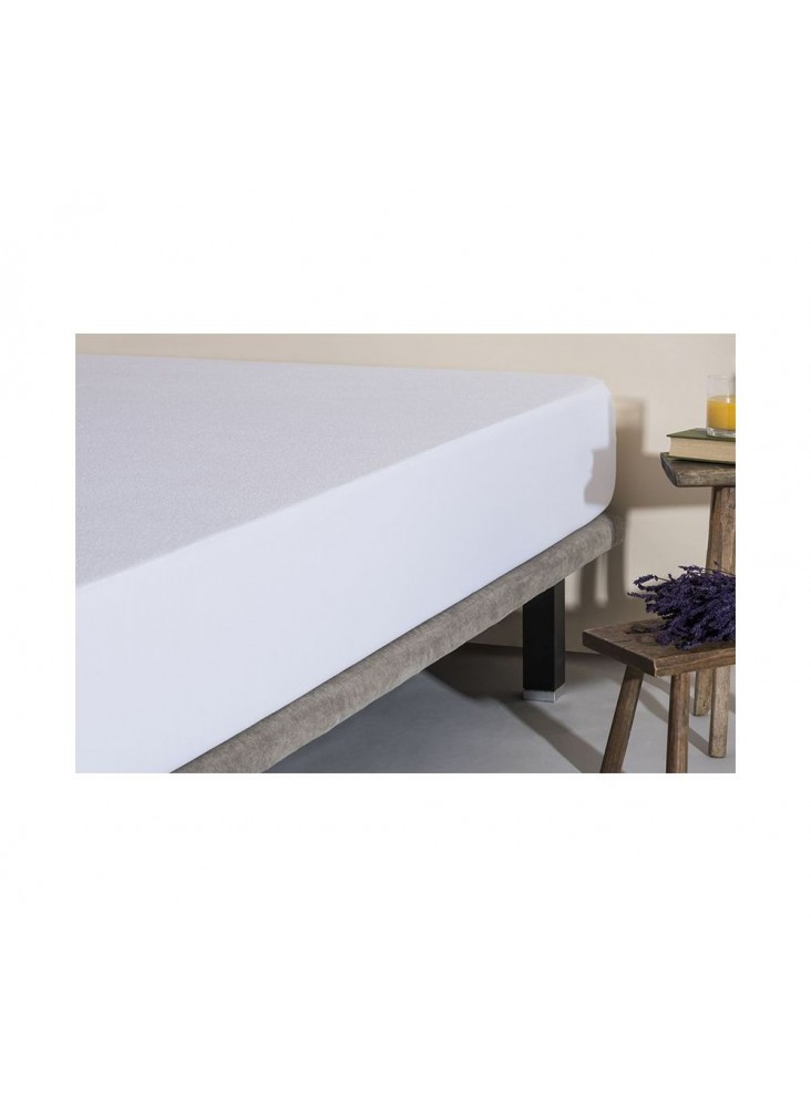 Protector colchón Rizo Aloe Vera Impermeable