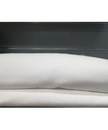 Colcha Básica Álgodón Blanca