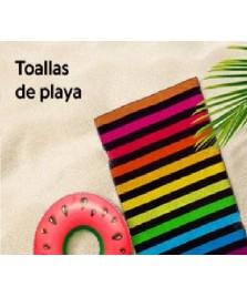 Toalla Playa  Rayas...