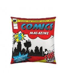 Cojín Comics - Naturals
