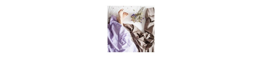 Viste tu cama con sabanas encimeras, combina tus sabanas con las encimeras.