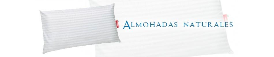 ALMOHADAS NATURALES